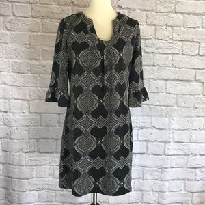 Aryeh Gray knit dress size large